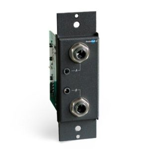 StudioHub Panel - BALANCED 2 x 3.5mm sockets/ 2 x 6.5mm sockets